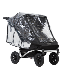 Mountain Buggy Duet dubbele Stormcover